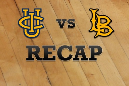 UC Irvine vs. Long Beach State: Recap and Stats