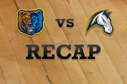 UC Riverside vs. UC Davis: Recap and Stats