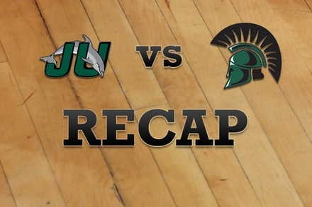 Jacksonville vs. USC Upstate: Recap and Stats
