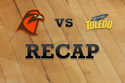 Bowling Green vs. Toledo: Recap and Stats