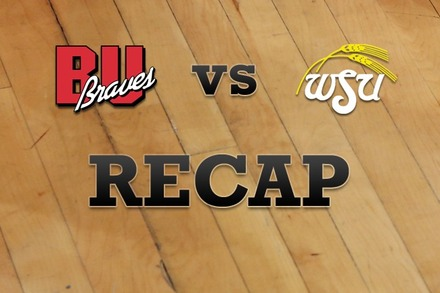 Bradley vs. Wichita State: Recap and Stats