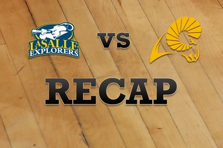La Salle vs. VCU: Recap and Stats