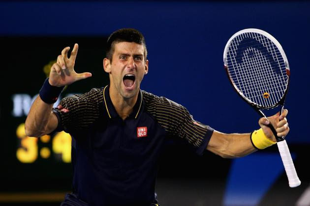 Djokovic vs. Murray: Live Score, Highlights from 2013 Australian Open Final