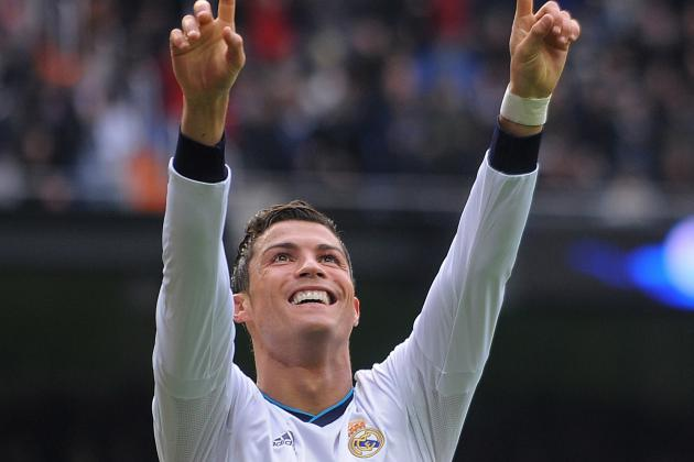 Ronaldo's Hat-Trick Powers Real Madrid Past Getafe
