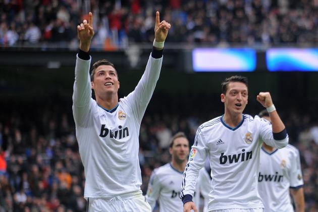 Real Madrid 4-0 Getafe: Ronaldo Hat Trick