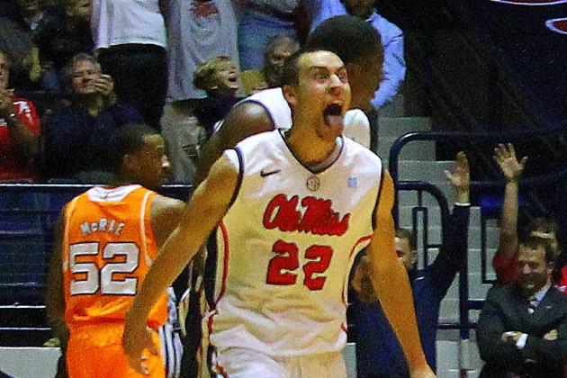 Marshall Henderson Becoming Living Legend at Ole Miss