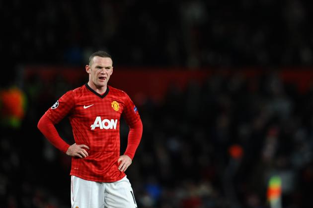 Wayne Rooney: Paying the Penalty at Manchester United for Misses & Contract Row