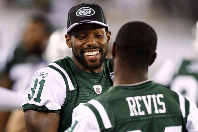 Jets Could Trade Cromartie Instead of Revis