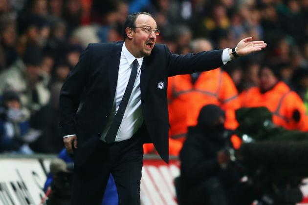 Benitez Hints at Chelsea Stay