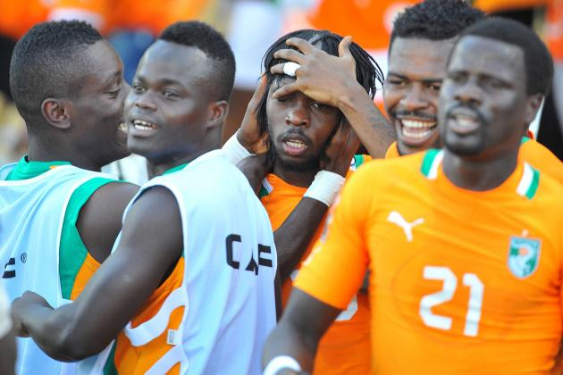 Africa Cup of Nations: Gervinho Scores Again as Ivory Coast Win Again (Video)