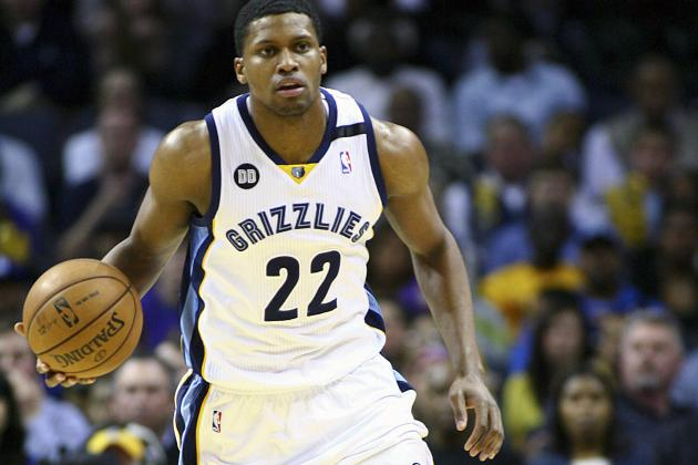 NBA Trade Rumors: Latest on Rudy Gay, J.J. Redick and More Around the League