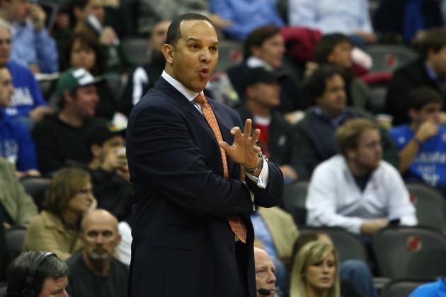 Auburn Deals with Internal Issues, Improves, Tony Barbee, Frankie Sullivan Say