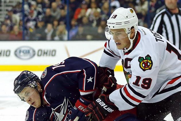 Blackhawks Beat Blue Jackets, off to Best Start Since 1972