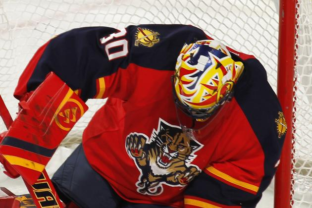 Florida Panthers in Panic Mode After Fourth Straight Loss