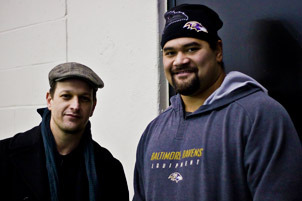 Actor, Ravens Fan Josh Charles Looking Forward to Super Bowl