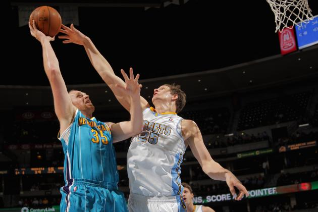 NBA Rumors: Miami Heat Should Try to Acquire Timofey Mozgov from Nuggets