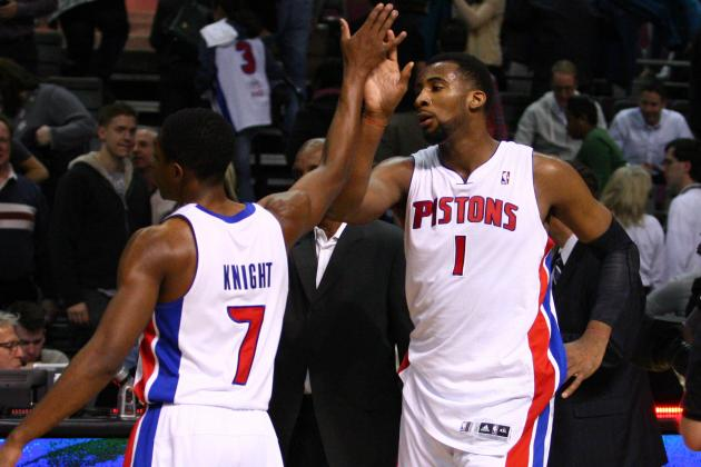 Pistons' Andre Drummond, on His Role: 'I Trust Lawrence'
