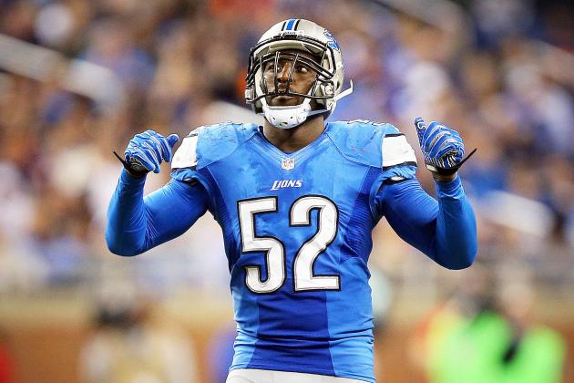 Justin Durant Hopes to Stay with Lions