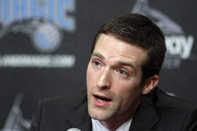 Orlando Magic GM Rob Hennigan Not Gloating About Dwight Howard Deal