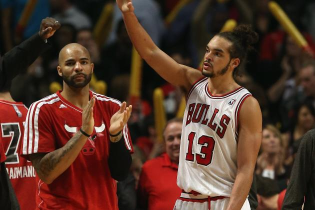 Predicting Where Chicago Bulls Will Finish in Eastern Conference