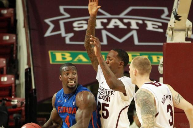 Mississippi State Walloped by No. 8 Florida