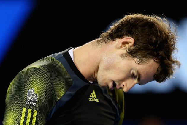 Andy Murray on Defeat to Novak Djokovic in the Australian Open Final