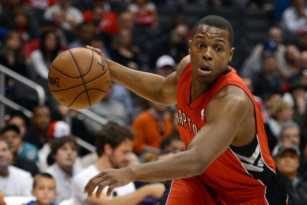Report: Raptors More Interested in Moving Lowry Than Calderon