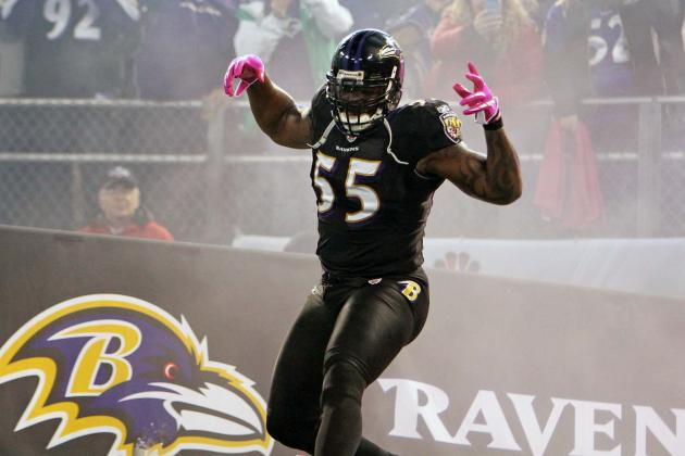 Terrell Suggs' Rise a Major Boost for Baltimore Ravens
