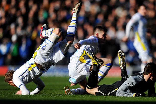 Leeds United 2-1 Tottenham