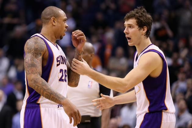 Phoenix Suns' Goran Dragic Building Confidence in Leadership Role