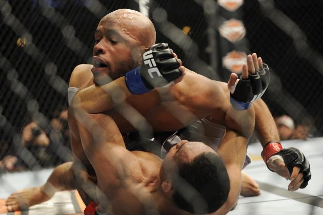Where Does UFC on Fox 6 Rank Among the UFC's Fox Cards?