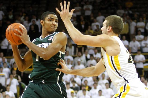 ESPN Gamecast: Michigan State vs. Indiana