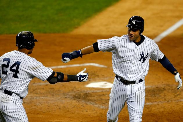 Projecting the New York Yankees' Opening Day Roster