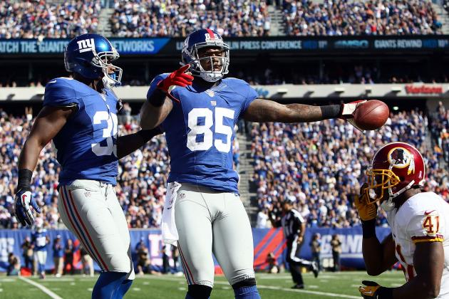 How Much Should the New York Giants Pay to Retain Free Agent Martellus Bennett