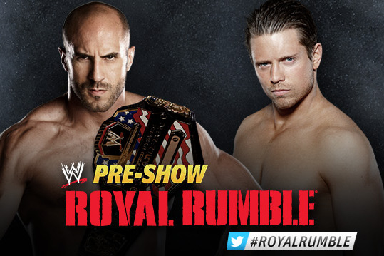 WWE Royal Rumble 2013: Why US Champion Antonio Cesaro Must Defeat The Miz