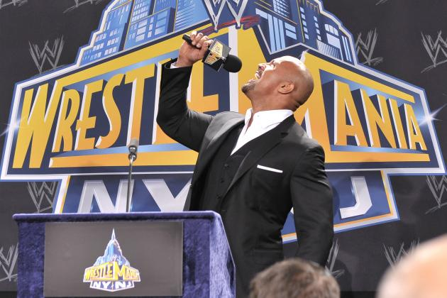 Breaking Down What's Next for The Rock Following WWE Title Win