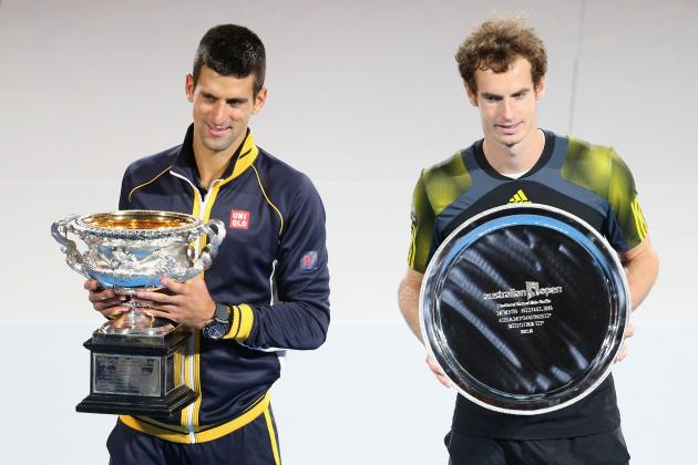 Novak Djokovic: Rivalry with Andy Murray Will Dominate Headlines in 2013