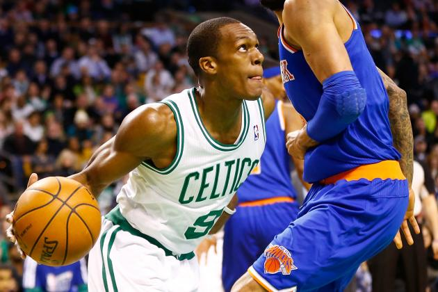 Rondo (Knee) out vs. Heat