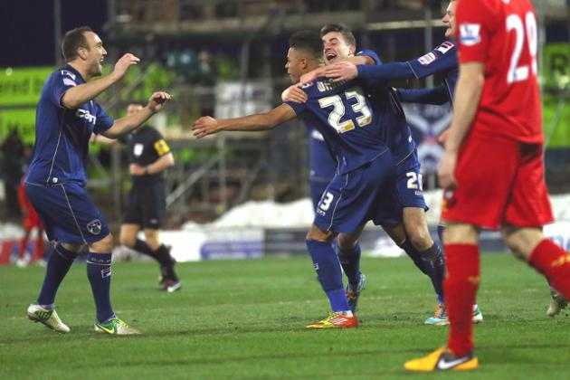 Oldham Athletic 3-2 Liverpool: FA Cup Giant-Killing as Latics Beat Reds