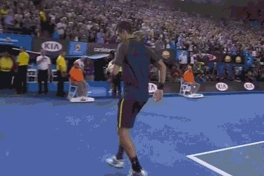 Djokovic Dances After Aussie Open Win
