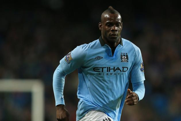 Galliani Hints Milan Deal for Manchester City Striker Mario Balotelli Is Nearer