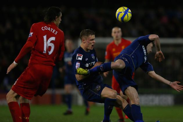 Oldham Knock out Liverpool