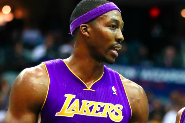 Dwight Howard: Lakers Big Man Wisely Makes Public Call for More Touches