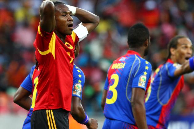 Africa Cup of Nations 2013: Day 9 Scores and Results Summary