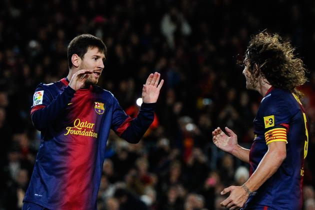 Match Report: Barcelona 5-1 Osasuna