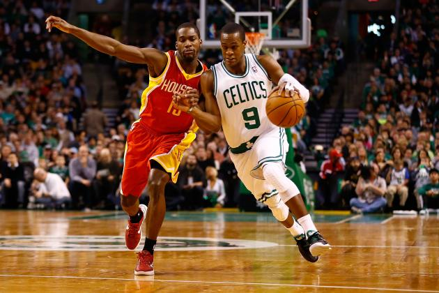 Rajon Rondo Injury: Twitter Reacts to Announcement of Celtics Star's Torn ACL