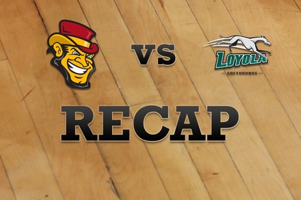 Iona vs. Loyola (MD): Recap and Stats
