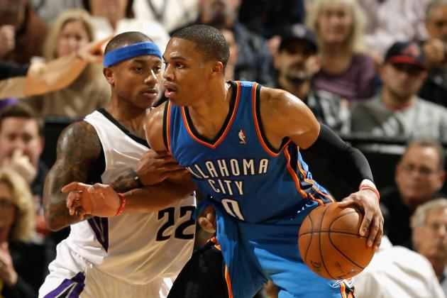 NBA Gamecast: Thunder vs. Lakers