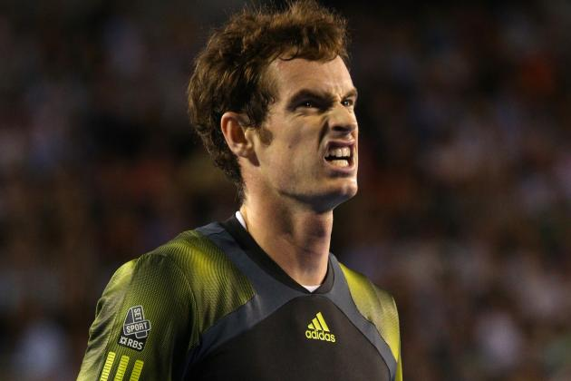 Australian Open 2013: Andy Murray on Right Track Despite Loss
