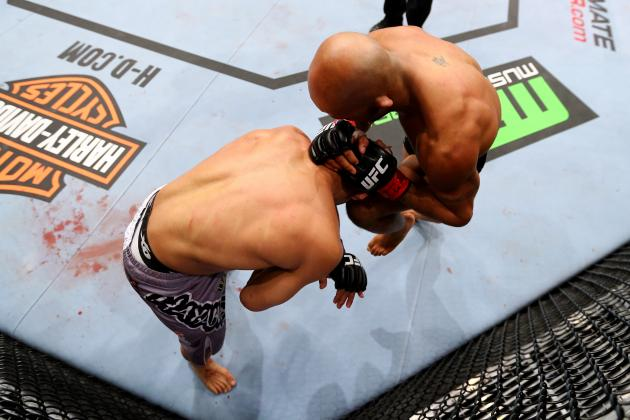 UFC on Fox 6 Results: John Dodson and the Worst Rule in MMA History